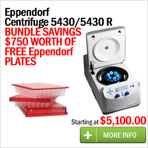 $750 Worth of FREE Eppendorf Plates