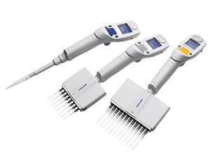 Eppendorf Xplorer Plus electronic pipettes