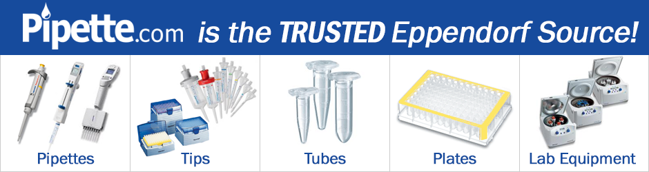 Pipette.com is the trusted source for Eppendorf products