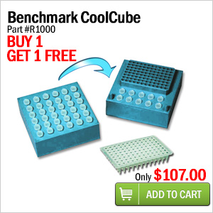 Coolcube™ Microtube & Pcr Plate Cooler