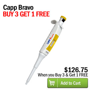 capp bravo buy 3 get 1 free