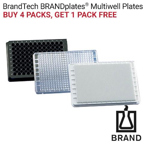 BrandTech Multiwell plates