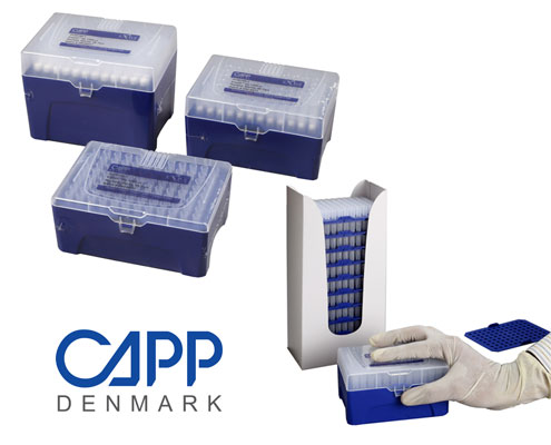 CAPP pipette tips reloads