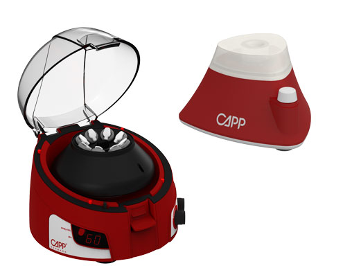 capp free vortex mixer with purchase
