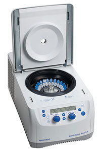 The Eppendorf Centrifuge 5724 is the ideal centrifuge for labs looking to meet their high sample throughput demand.