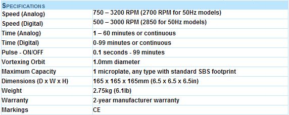 MicroPlate-Genie_Specifications