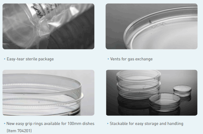 NEST Cell Culture Dishes