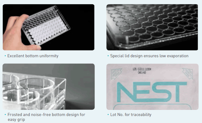NEST Cell Culture Plate