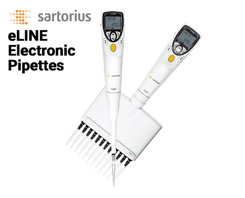 Sartorius Biohit eLINE pipettes are wonderful for ELISA assays