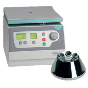 Labnet Z206A High Capacity, Compact Research Centrifuge