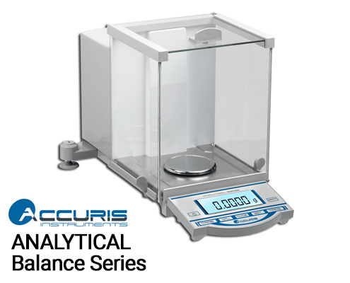 accuris analytical balance by benchmark scientific
