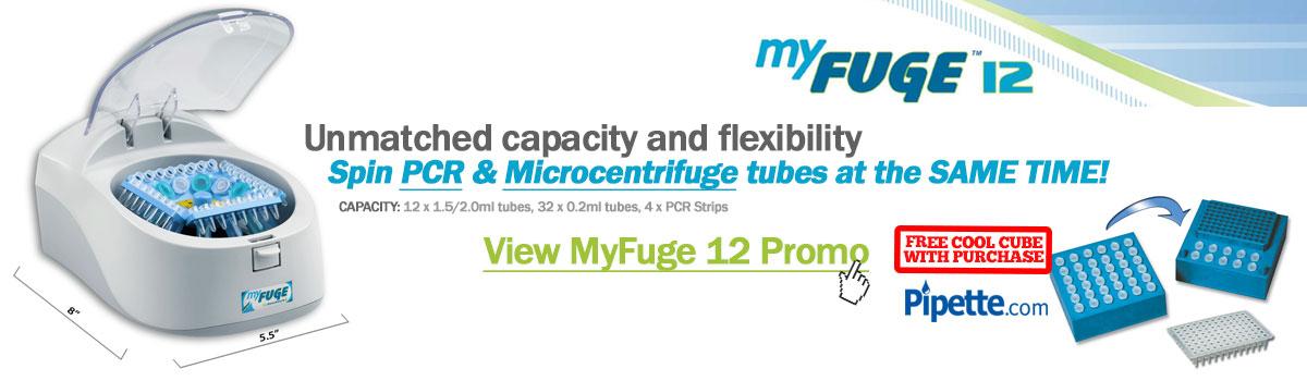minicentrifuge - benchmark myfuge 12 mini centrifuge