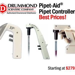 drummond pipet aid controllers on sale
