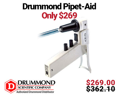 Drummond Pipet Aid Controller