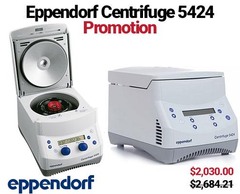Eppendorf 5424 Centrifuge