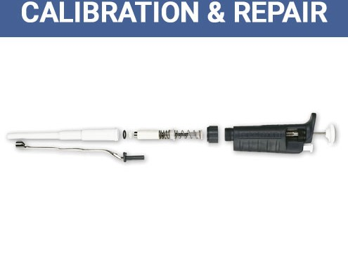Pipette Calibration & Repair