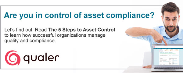 control asset compliance with qualer