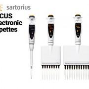 sartorius picus electronic pipettes