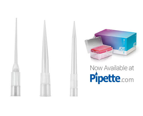 ThermoFisher ART and SoftFit L tips for Rainin LTS PIpettes