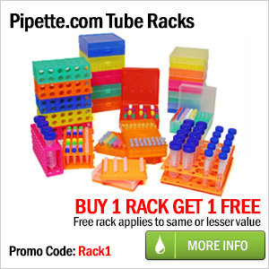 buy one tube rack get one free