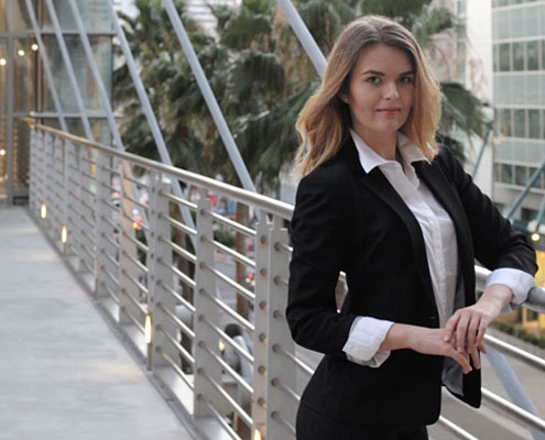Viktoriia Karhina