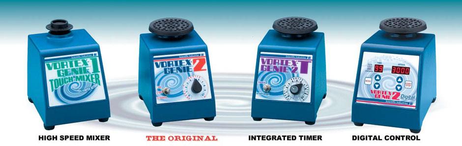 vortex genie 2 mixers by scientific industries